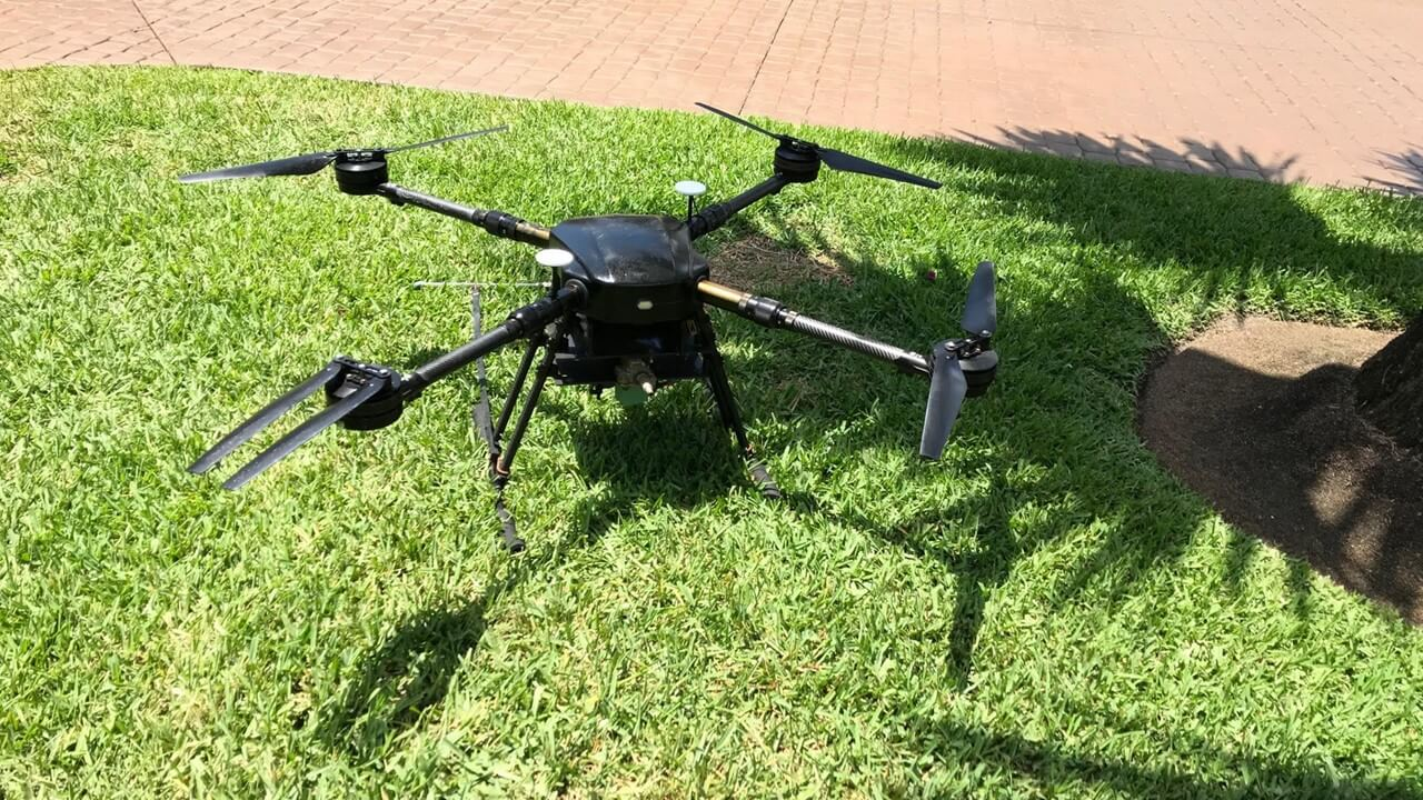 Drone Roof Cleaning Services Sarasota