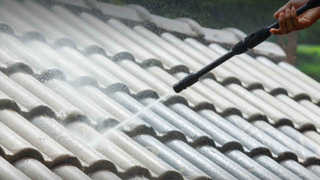 Power Wash Roof Sarasota