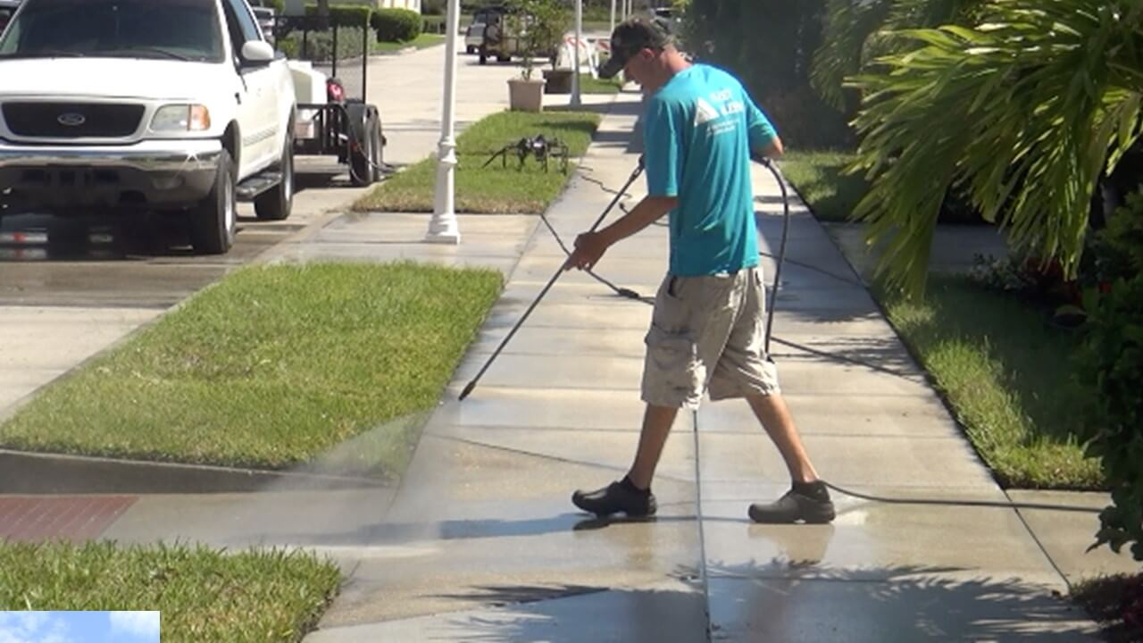 Residential Power Washer near me