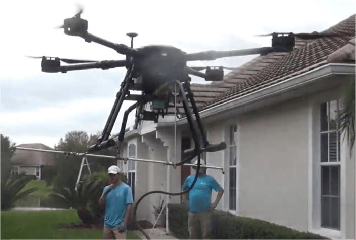 Drone Cleaning Services Sarasota